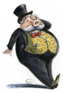 oligarchs economic power elite overlords